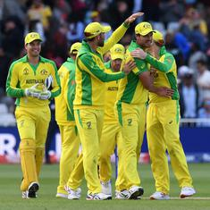 World Cup 2019: Smith, Coulter-Nile and Starc show why Australia are a force to reckon with
