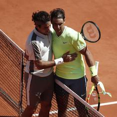 'We decided to be together out there': Federer, Nadal join ATP Council amidst player turmoil