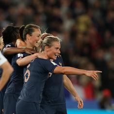 Flying start: Hosts France rout South Korea in opening game to get FIFA Women's World Cup underway