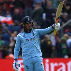 क्रिकेट विश्व कप : इंग्लैंड ने बांग्लादेश को 106 रनों से हराया