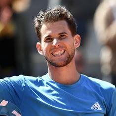 French Open 2019: Thiem ends Djokovic's Grand Slam win streak, sets up final with Nadal