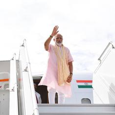 Narendra Modi's plane will not use Pakistan airspace, will fly to Bishkek via Iran and Oman: MEA