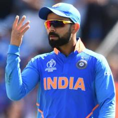 'Lovely gesture': Steve Smith hails Virat Kohli telling Indian fans to stop jeering him at The Oval