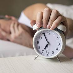 Stop pressing the snooze button – it's what's making you tired