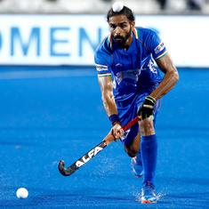 Hockey: Akashdeep scores hat-trick as India rout Uzbekistan 10-0 to enter semis of FIH Series Finals