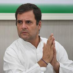 Rahul Gandhi warns PM Modi of 'train of a recession' amid reports of economic slowdown