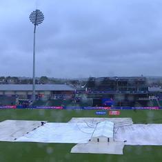 क्रिकेट विश्व कप : श्रीलंका और बांग्लादेश का मैच भी बारिश की वजह से रद्द