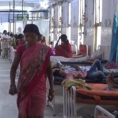 After 30 kids die in Bihar, health secretary says most suffered hypoglycemia, not encephalitis