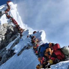 Death on the Everest: Should inexperienced enthusiasts be allowed to climb dangerous mountains?