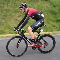 Chris Froome out of Tour de France after fracturing leg, hip, arm and ribs in horror crash