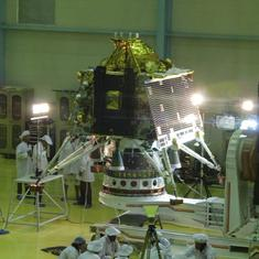 Watch: Chandrayaan-2, India's lunar moon mission, is going to be the first on the moon's South pole
