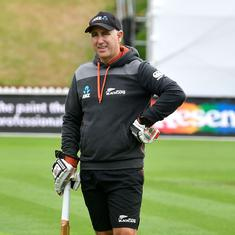 I'm sure it'll be reviewed: New Zealand coach Stead hopes boundary-count rule will be overhauled
