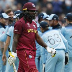 क्रिकेट विश्व कप : इंग्लैंड ने वेस्टइंडीज को आठ विकेट से हराया