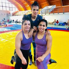 Stay home: Wrestling Federation of India stops grapplers from training abroad during national camp