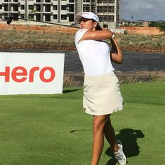 Golf: Tvesa Malik pips Millie Saroha to clinch her second women's tour title of the year