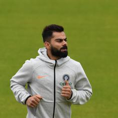 Focus has to be on larger picture: Virat Kohli says World Cup won't end with India vs Pakistan