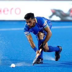 FIH Series Finals hockey: Harmanpreet Singh, Varun Kumar score twice versus SA as India clinch title