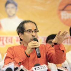 Maharashtra crisis: At Shiv Sena meeting, MLAs urge Uddhav Thackeray to become next chief minister