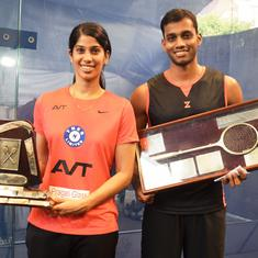Squash: Top seed Joshna Chinappa wins record 17th national title
