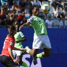 Fifa Women's World Cup: Meet Desire Oparanozie, the Nigeria captain who is leading from the front
