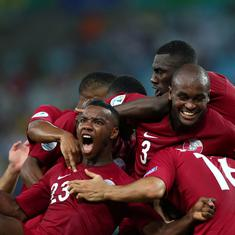 Qatar fight back to register 2-2 draw against Paraguay in Copa America debut