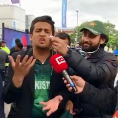 Watch: Activist-fan slams Pakistan cricket team. It would be funny if it were not so heartfelt
