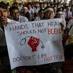 Health ministry sets up committee to consider central law against attacks on doctors
