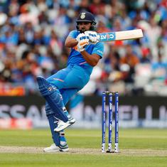 India vs Sri Lanka: Rohit Sharma becomes first player to hit five centuries in one World Cup