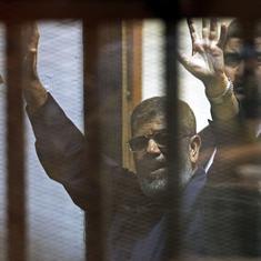 Egypt: Former President Mohammed Morsi dies in court