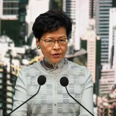 Hong Kong leader Carrie Lam set to withdraw extradition bill that sparked ongoing protests