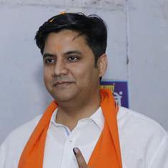 Chhattisgarh: Cheating case filed against ex-CM Raman Singh's son in alleged chit fund scam