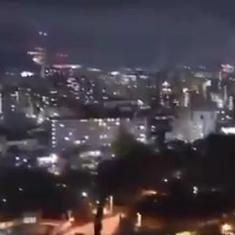 Watch: CCTV footage of Japan's Niigata city when a powerful earthquake struck