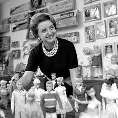 The woman who defied market traditions and men's opposition to create Barbie