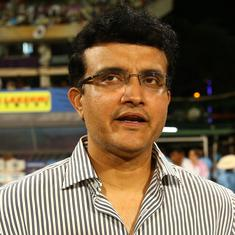 Take Ponting's example with Australia, have to be practical about conflict of interest rule: Ganguly