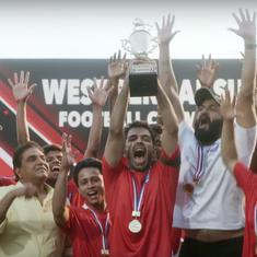 Web series 'Bombers' explores the story of a Bengali football team fighting death and oblivion