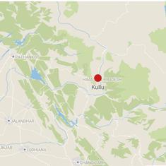 हिमाचल प्रदेश : यात्रियों से भरी बस खाई में गिरी, 25 की मौत