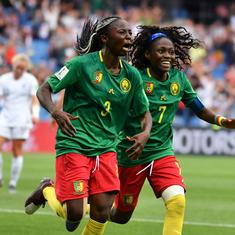 Fifa Women's World Cup: USA maintain perfect record, Cameroon reach last 16 with last-gasp winner