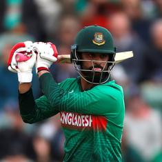 Bangladesh fined for slow over-rate during defeat against Sri Lanka in 1st ODI