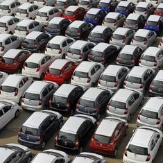 Commercial vehicle sales decline 88% in March as weak demand, coronavirus pandemic hit auto sector
