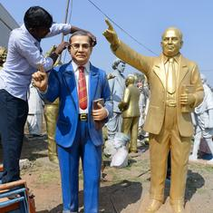 Ambedkar wanted unjust, unconscionable suffering to inform the critical idiom of the Constitution