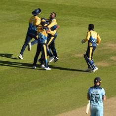 World Cup 2019: After off-field controversies, Sri Lanka celebrate massive win against England