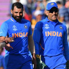 'I'm your captain, don't try to fool me': Shami recounts making Dhoni angry over a poor delivery