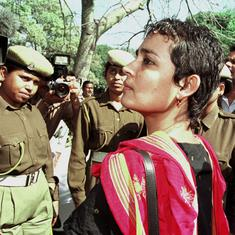 'So, is there life after democracy?' Arundhati Roy was asking the question back in 2009