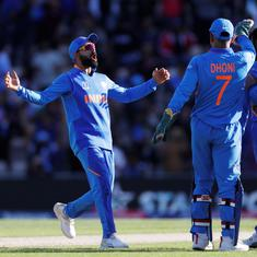 Shami's hat-trick, India's 50th World Cup win after beating Afghanistan and other stats