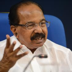 Tie-up with JD(S) for 2019 polls a mistake, Congress would have won more seats alone: Veerappa Moily