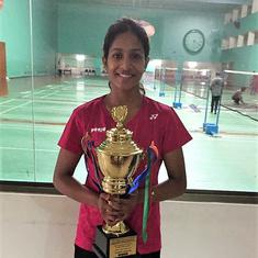 Badminton: Double delight for Gayatri Gopichand as she wins her first domestic senior ranking titles