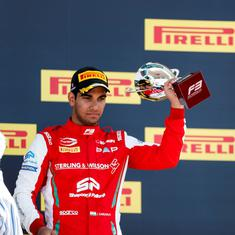 Jehan Daruvala completes hat-trick of podiums in FIA Formula 3 Championship ahead of French GP