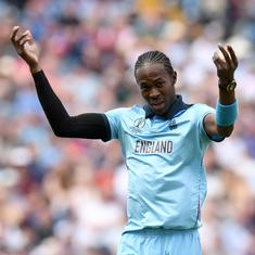Played World Cup in excruciating pain after suffering injury, says England pacer Jofra Archer