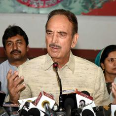 Congress should hold polls if it wants to become a national alternative, says Ghulam Nabi Azad