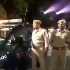 Watch: Lucknow police sirens blare out traditional watchman's cry, 'Jagte raho'
